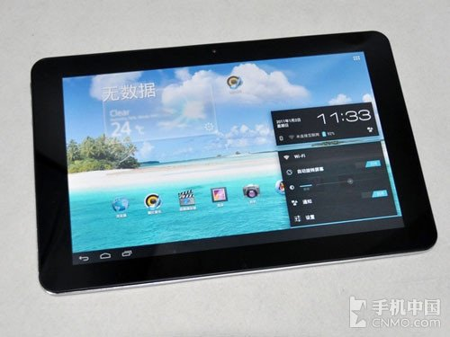 CUBE U30GT dual-core tablet