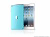 Apple iPad mini the hypothetical design: color aluminum housing