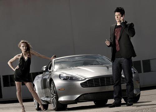Aston Martin launch the Grand 350 phone