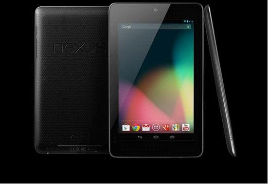 Google, on the 29th will be postponed three Nexus new machine