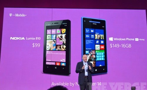 Two new WP8 phone! Microsoft of WP8 conference new summary
