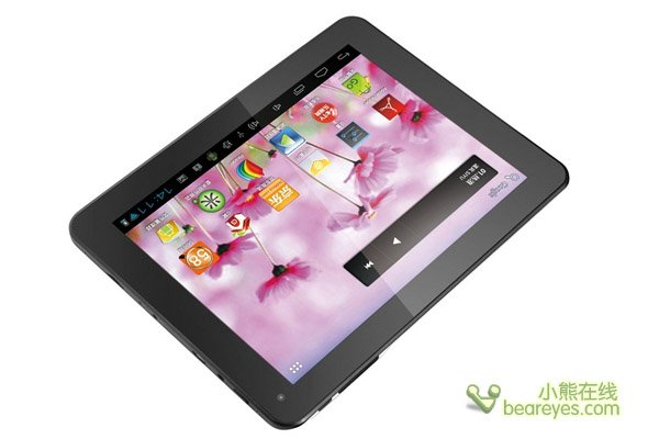 8 inches personalized screen, Newsmy new T9 dual-core tablet