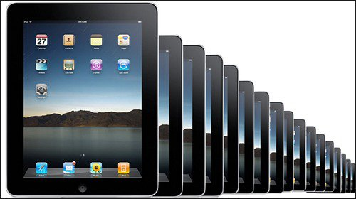 IPad Mini is 10 kinds of way change the tablet PC market