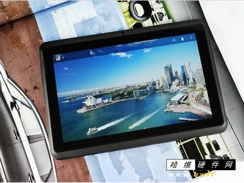 The cheapest IPS tablet CUBE u30gt