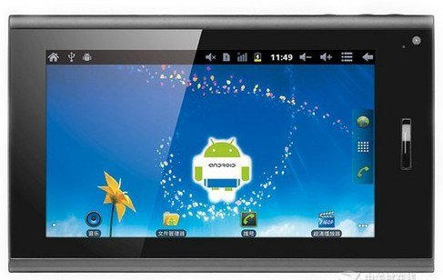 3G Call Tablet PC Newsmy M78