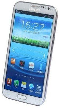 1.6GHz high clocked quad-core phone Samsung N7108