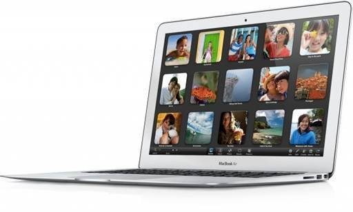 Apple released 2012 models MacBook Air Important software updates