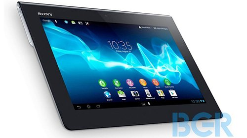 Sony Xperia Tablet Z released tomorrow