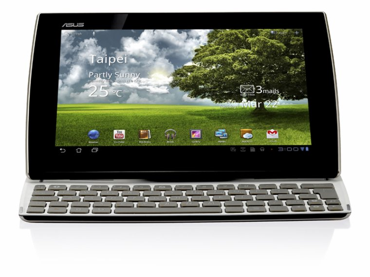 10.1-inch screen Asus SL101 dual core Tablet PC