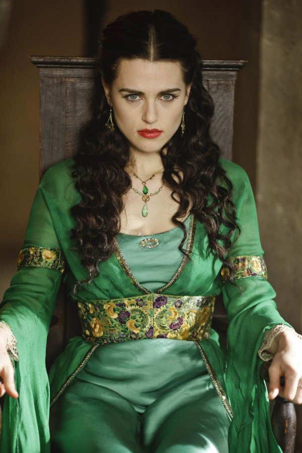 Morgana surnommée Magui ou Léna