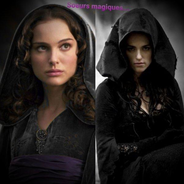 Akiara et Morgana