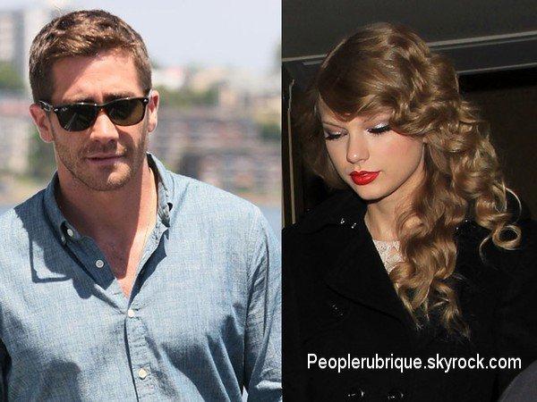 Taylor et Jake c'est deja fini!!?? (il l'a pas supporté longtemps la Swift)