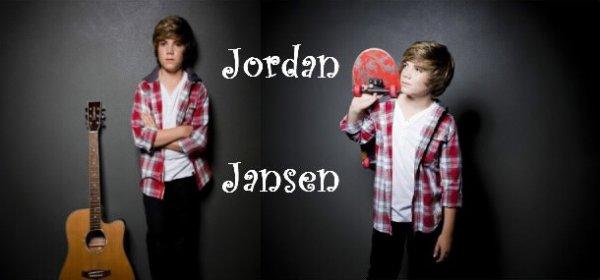 Jordan Jansen, le meilleur. :B <3