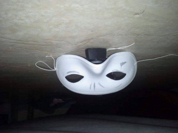 the nigthmare under the bed !!