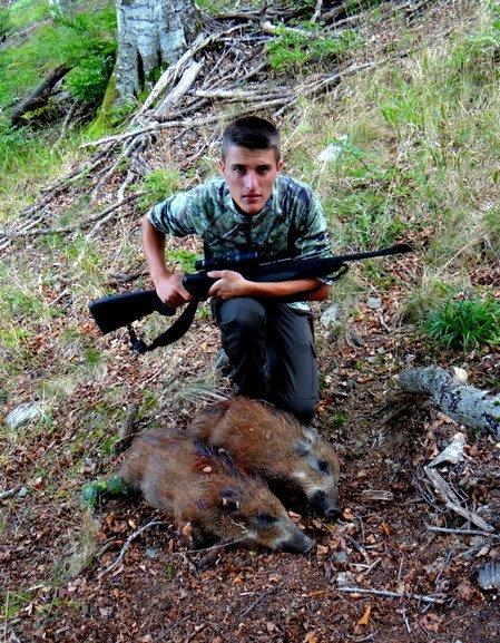 Dimanche 14 septembre 2014 ouverture générale de la chasse :)