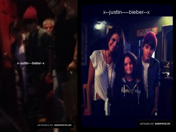Photo personnel + Concert UNICEF + Album Believe
