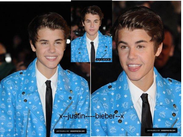 Justin en France !!!!! NRJ Music Awards