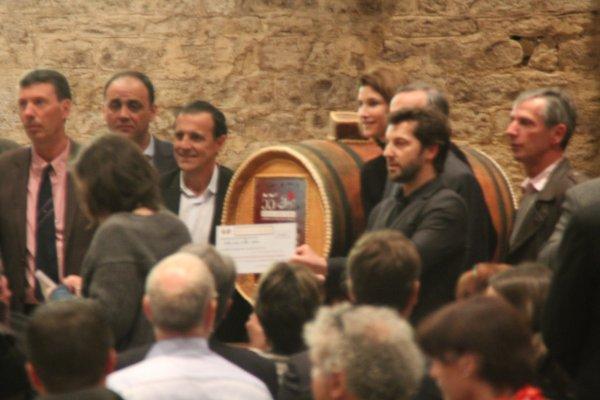 55eme ventes des vins de nuits st georges avec fred diefenthal thierry becarro et alain bernard