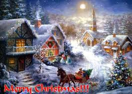 JOYEUX NOEL -- MERRY CHRISTMAS