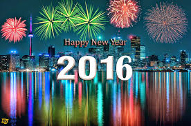 HAPPY NEW YEAR 2016 --  BONNE et HEUREUSE ANNEE 2016
