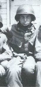 WAYNE H DEHAVEN Sr. -- 17th AIRBORNE DIVISION