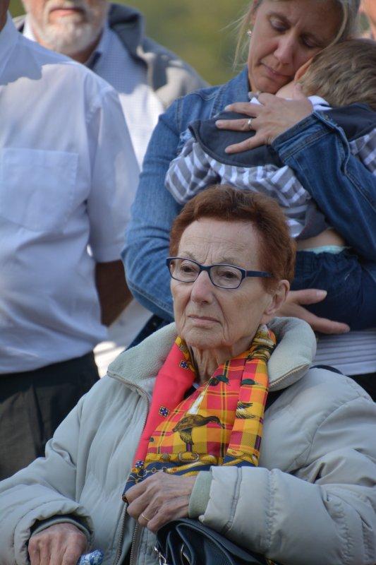 Hommage aux résistants assassinés au Refuge MARSOUIN ( AMAY )