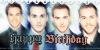 Happy Birthday ~ Jeudi 14 Avril 2016 : 28 ans !