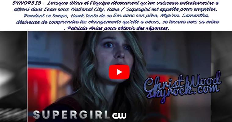 RETROUVEZ CHRIS WOOD DANS LA SAISON 3 DE SUPERGIRL LE 20 NOVEMBRE 2017 SUR THE CW !