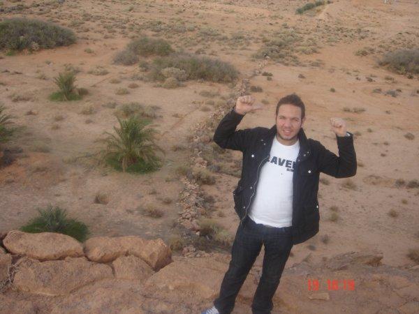 mes vacances au sahara