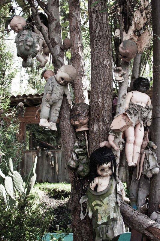 Les poupées hantées du Mexique