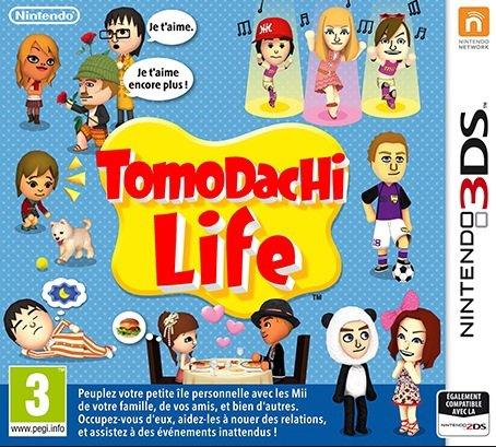 Tomodatchi life=Île des amis