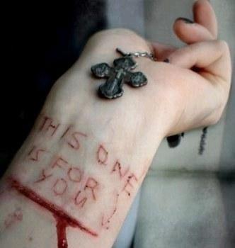 Mutilation ...