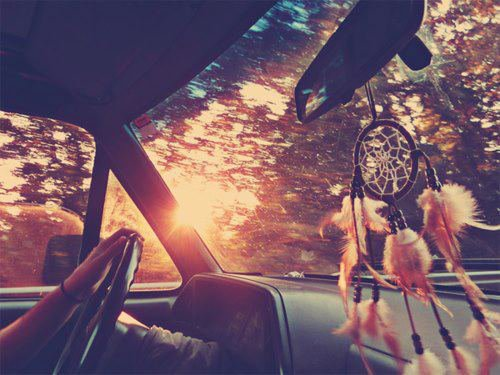 And? Do you feel the freedom on the road to paradise?