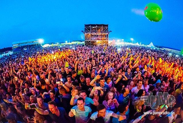 David Guetta Live beim Seenlandfestival!!! Und wer war dabei!? ICH. Und es war einfach meegaaaaa! *-*