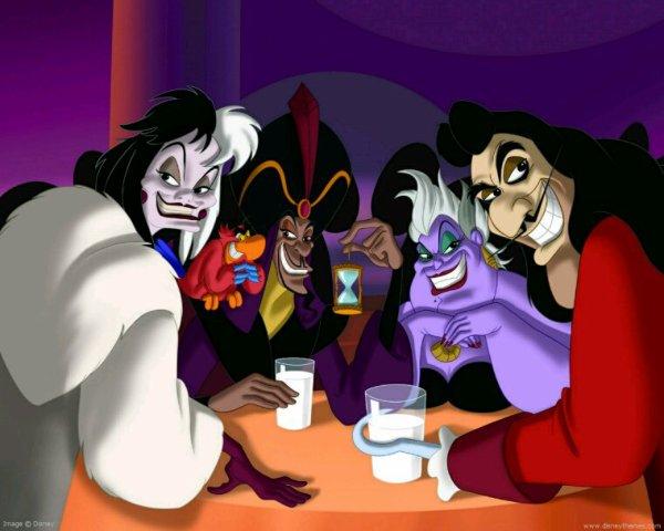 Le Mois Spécial Les Méchants Disney