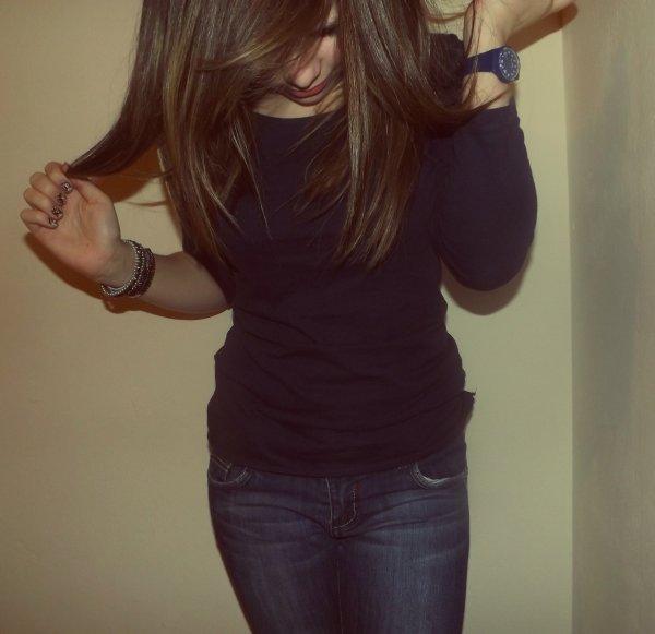 L'amour est peut être aveugle, mais moi pas. Je sais ce que je veux, et c'est toi...