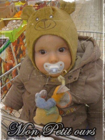 Mon Fils ... 05.03.2010 à 4h15