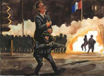 L'ONU ( israel usa ) autorise Sarkozy à faire la guerre à la Libye !