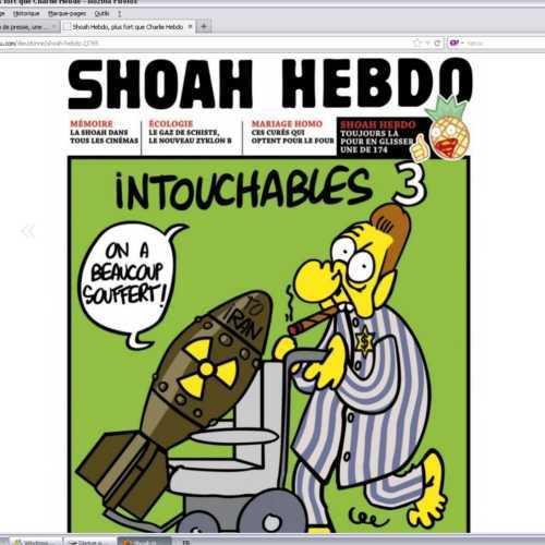Charlie Hebdo, Liberté D'Expression....Pour Tous ?????? Bizness: Une Nouvelle Niche Le Porno Religieux