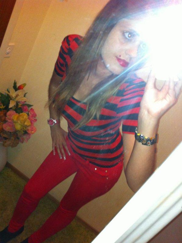Joana ● 18 ans  ● 17 Juιn ● 1 Perciing au levre ;D ● Portugaise