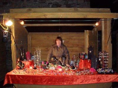 marché de Noël et artisans