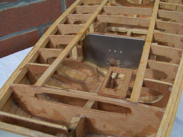 Chalutier en bois des annés 60