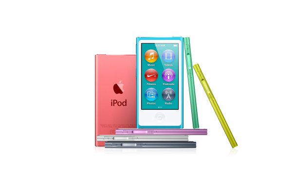 L'Ipod Nano 7eme Generation