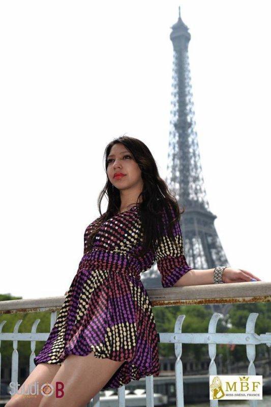 Misse France-Bresil 2013