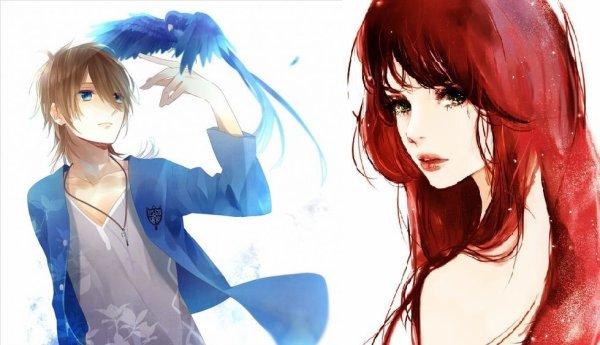 💧 Kaori Buru et Fujiko Shuiro -RP 🔥(à finir)