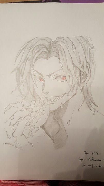 Rin Matsuoka <3 -Dessin-