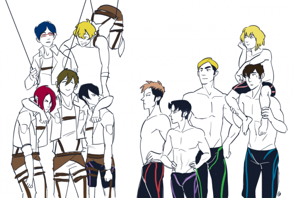 Attack on Free! -