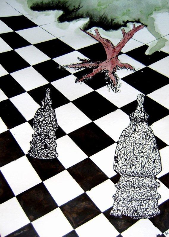 échecs (in)organiques