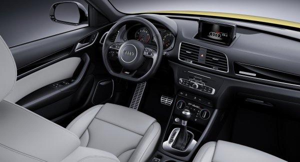 Audi Q3 restylée 2016