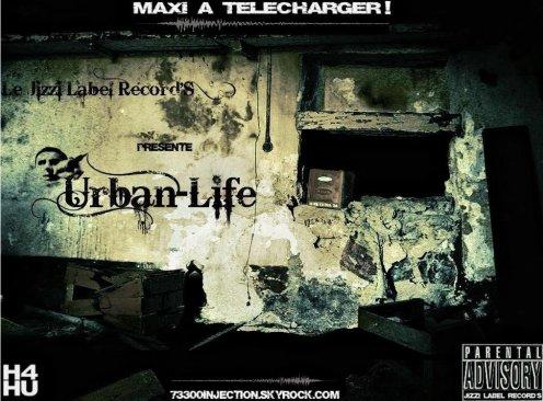 POCHETTE DU MAXI URBAN LIFE ( 2009 )